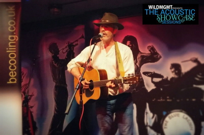 Singer-songwriter showcase [The Blue Lagoon, Bristol] [G Moncrieff]